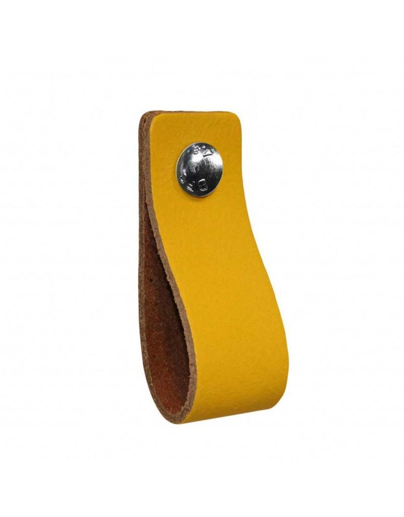 100% original Ledergriff Gelb Mobelgriff