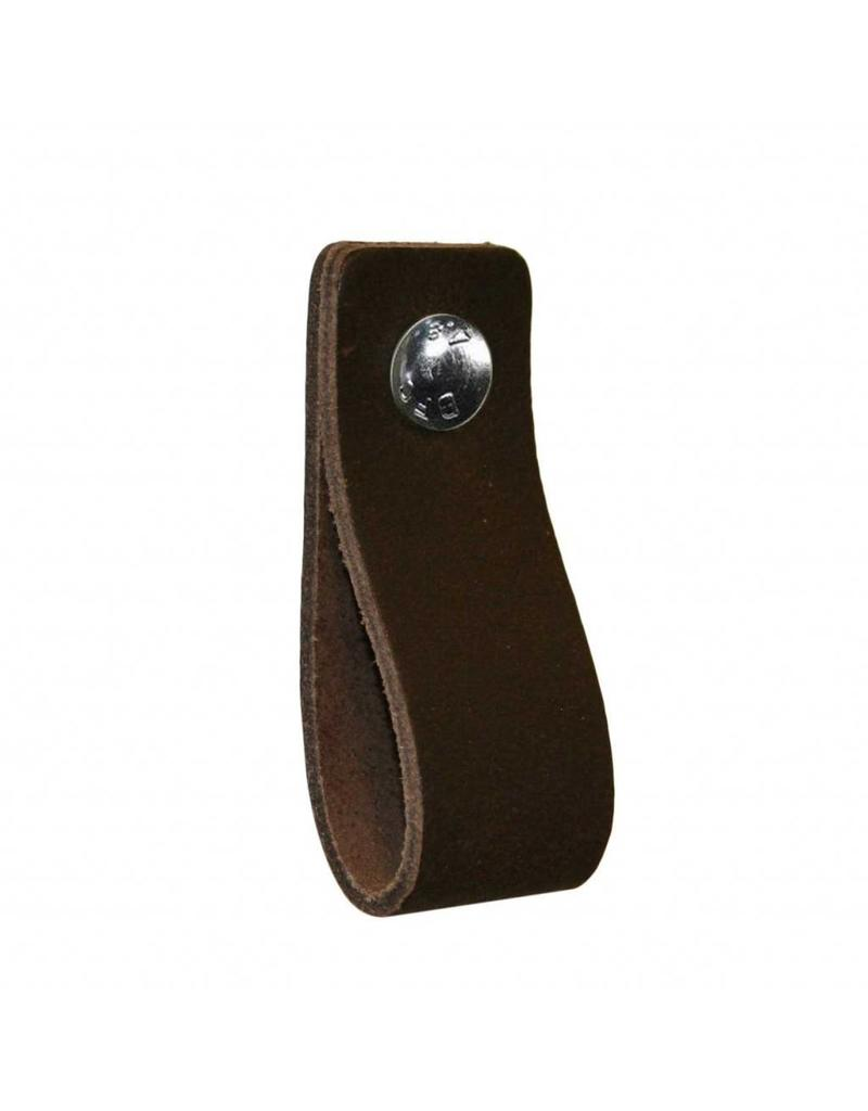 100% original Leather handle Dark brown
