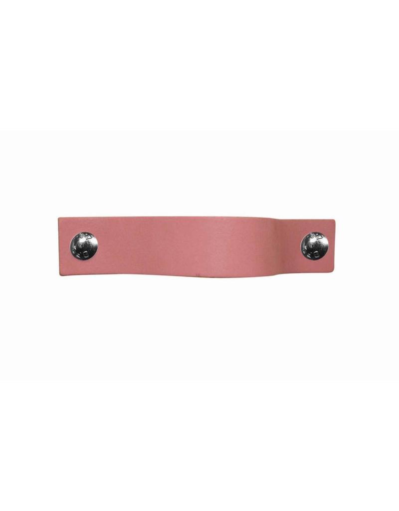 100% original Ledergriff alte Rose MobelGriff  XSmall 2cm