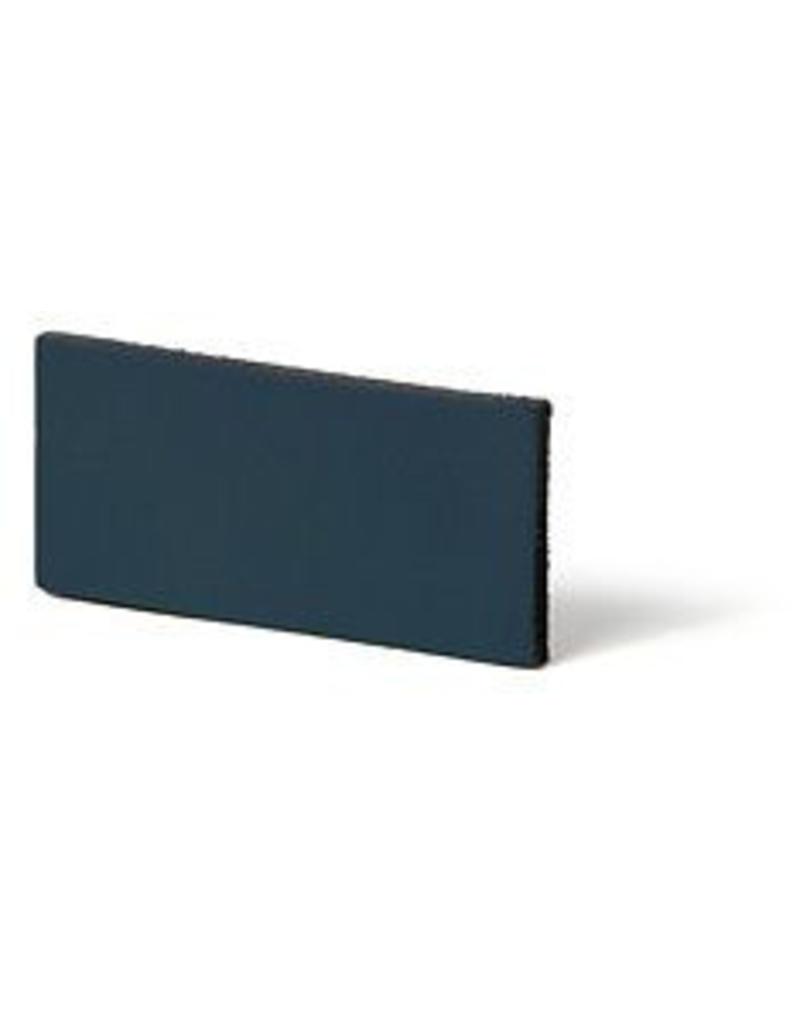 100% original Leren handgreep petol donker turquoise