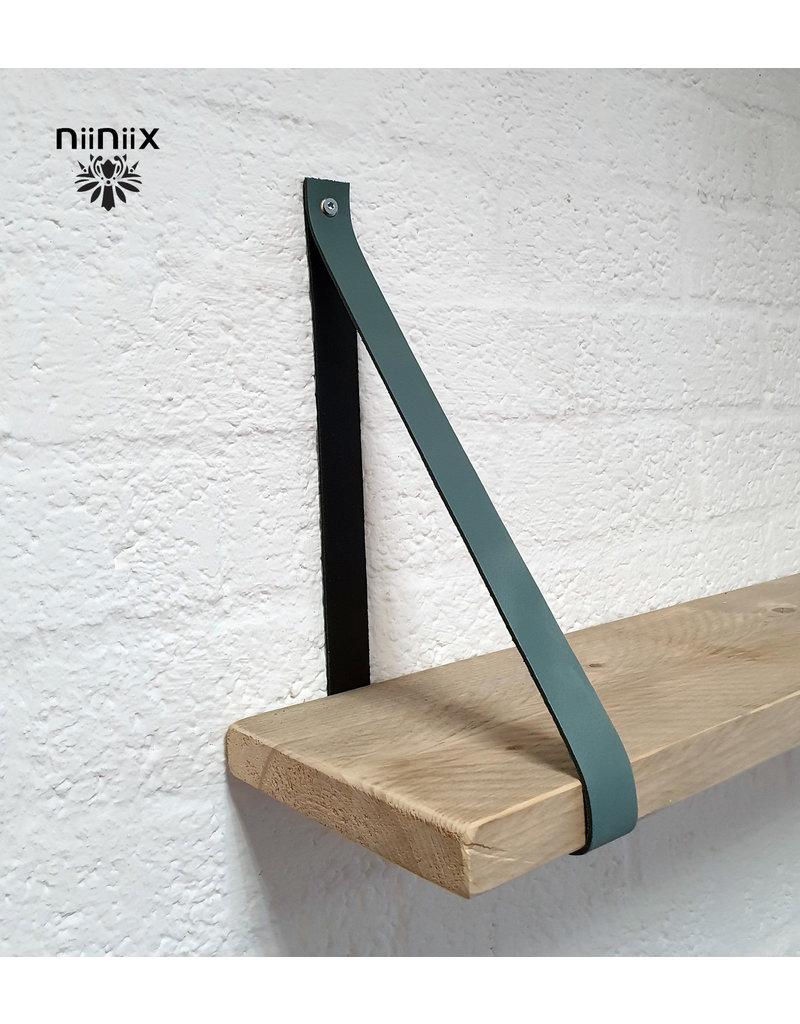 100% original leather shelf support lead