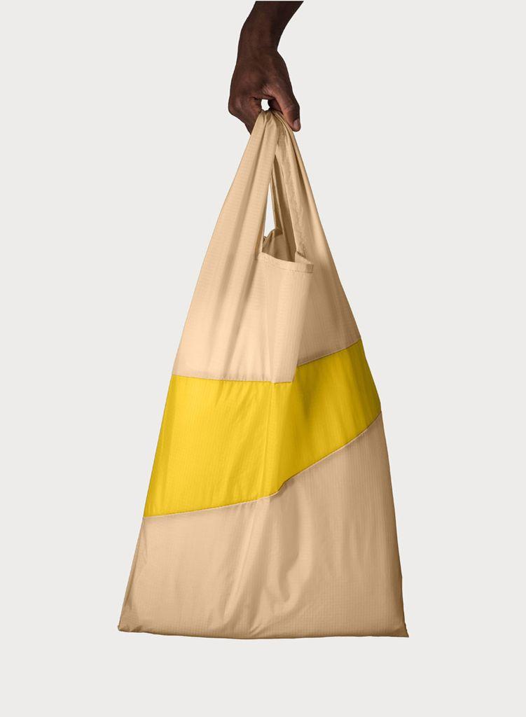 SUSAN BIJL Shoppingbag Calcite & Helio