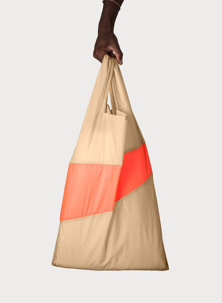 SUSAN BIJL Shoppingbag Calcite & Rhodo