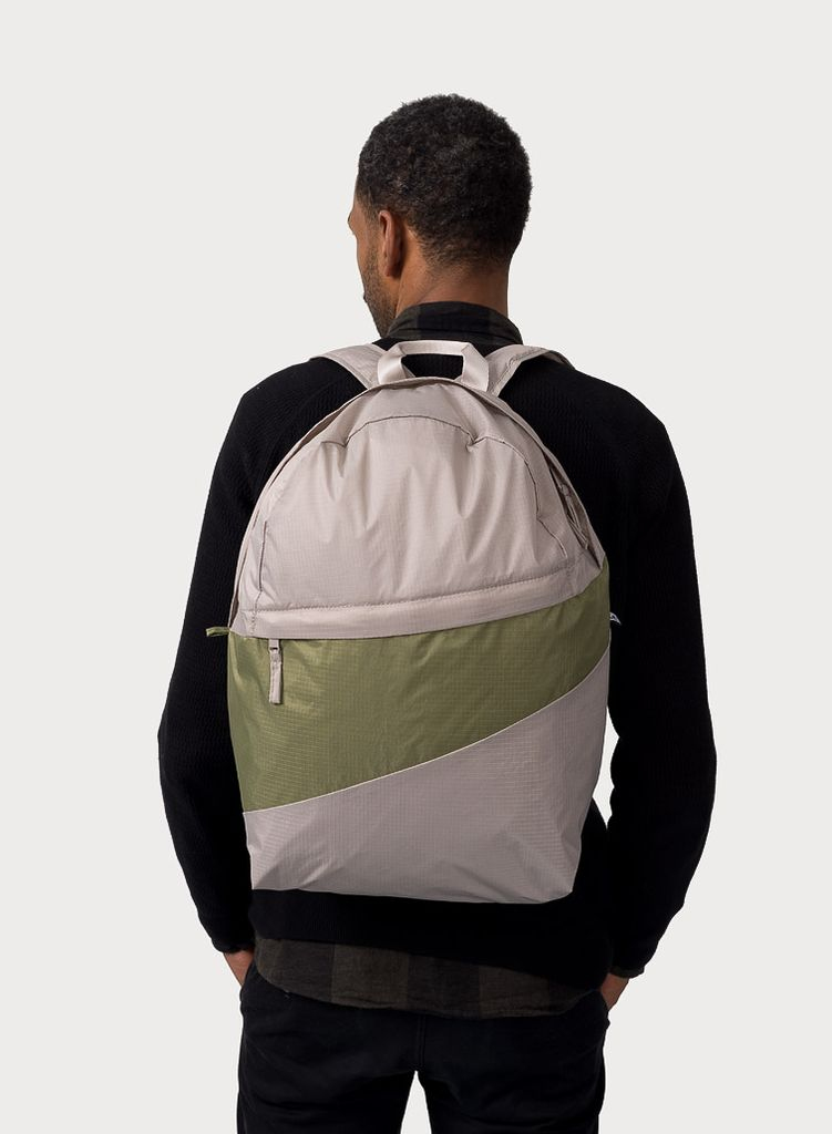 SUSAN BIJL Foldable Backpack Agaat & Tetra