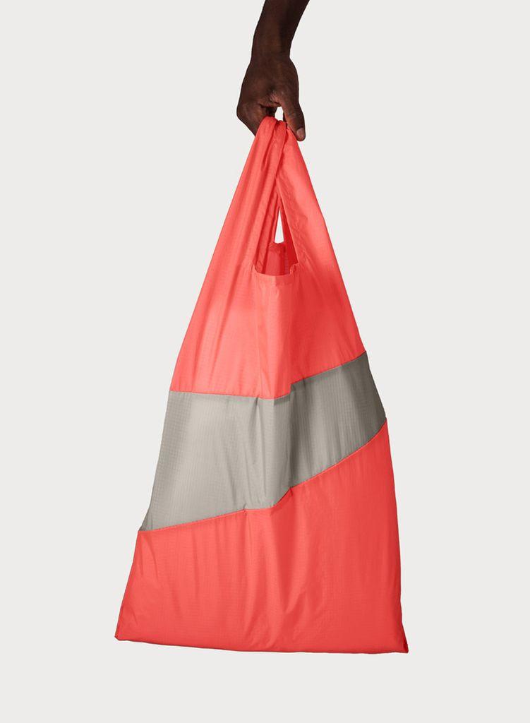 SUSAN BIJL Shoppingbag Rhodo & Agaat