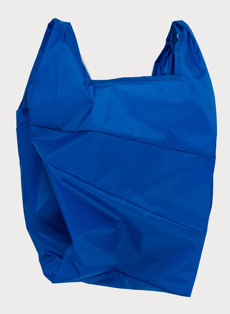 SUSAN BIJL Shopping Bag Blue & IFFR