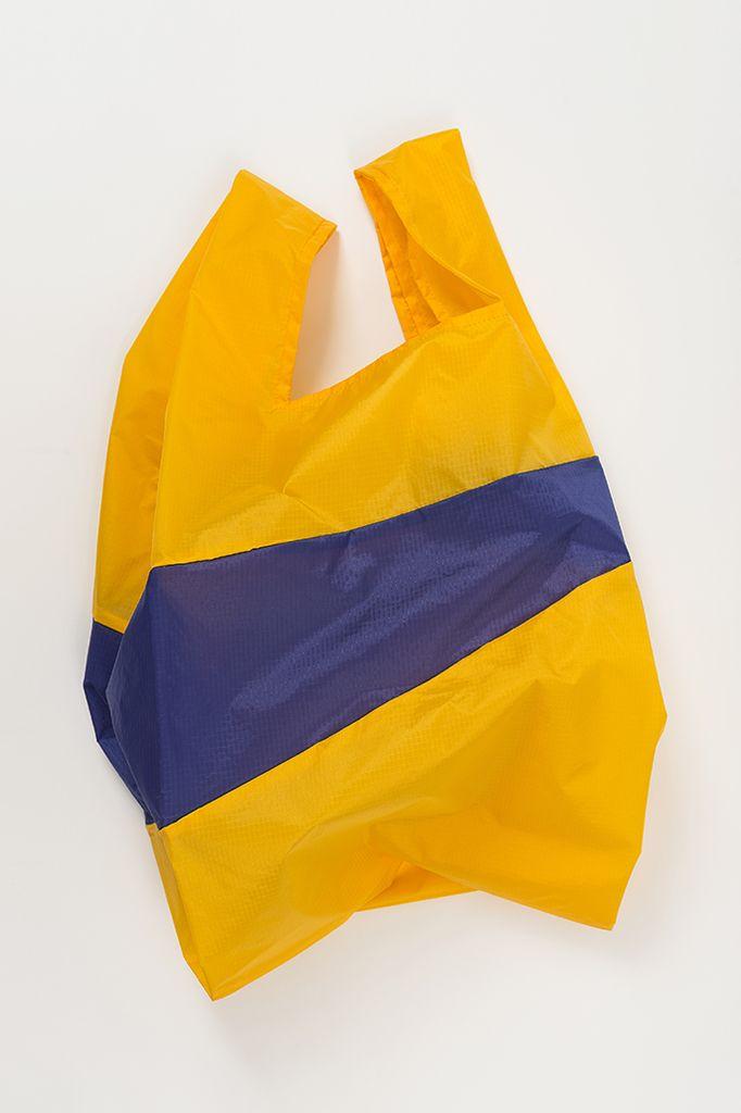 SUSAN BIJL Shoppingbag Cleese & Zappa