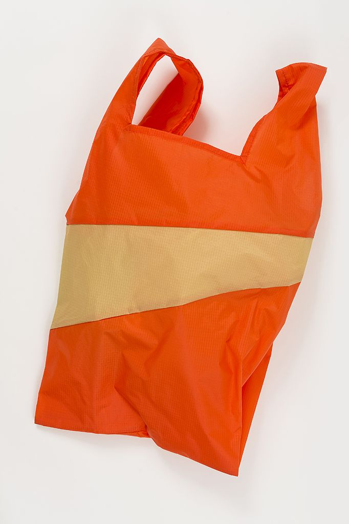SUSAN BIJL Shopping Bag Oranda & Vinex