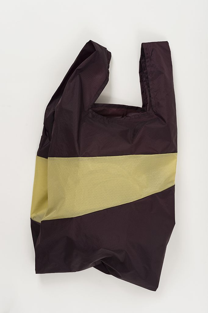 SUSAN BIJL Shoppingbag Oak & Vinex
