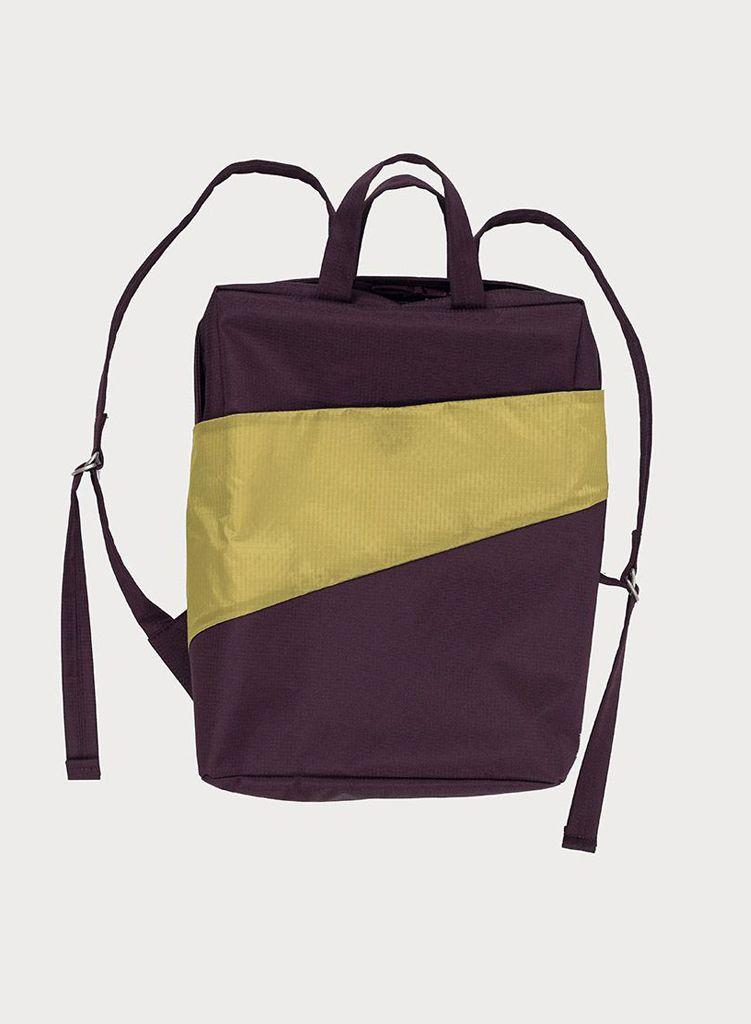 SUSAN BIJL Backpack Oak & Vinex