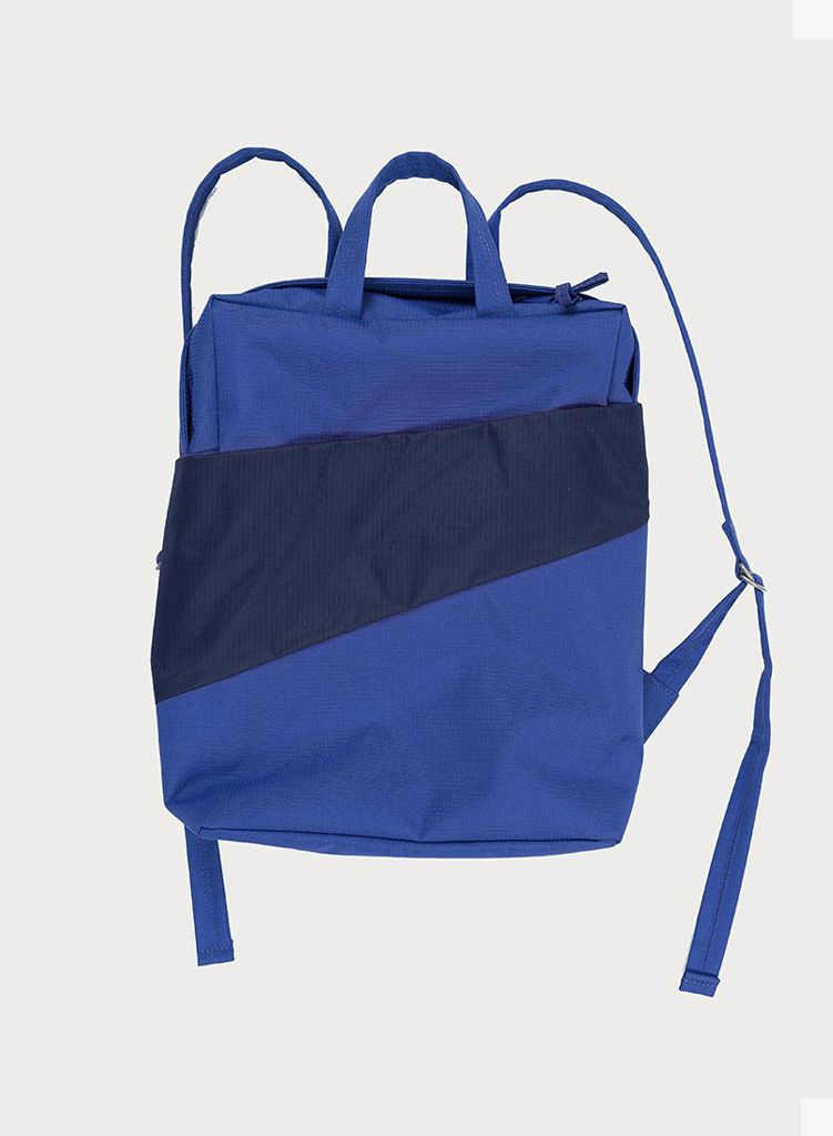 SUSAN BIJL Backpack Zappa & Navy