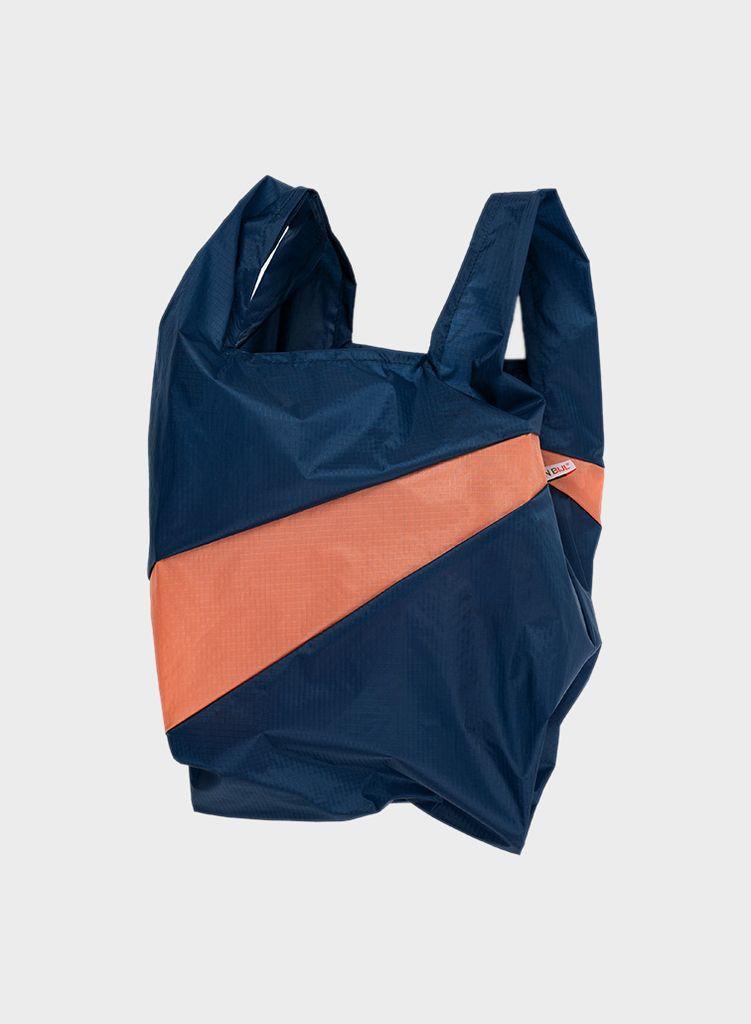 SUSAN BIJL Shoppingbag Midnight & Lobster