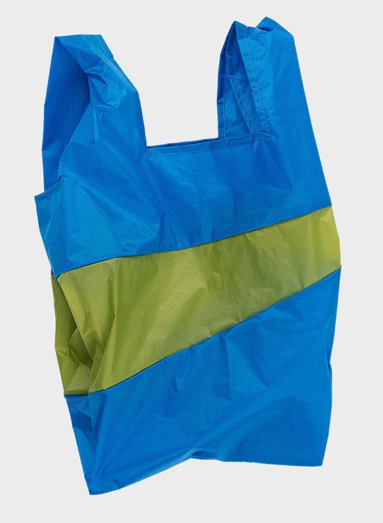 SUSAN BIJL Shopping Bag Pool & Apple