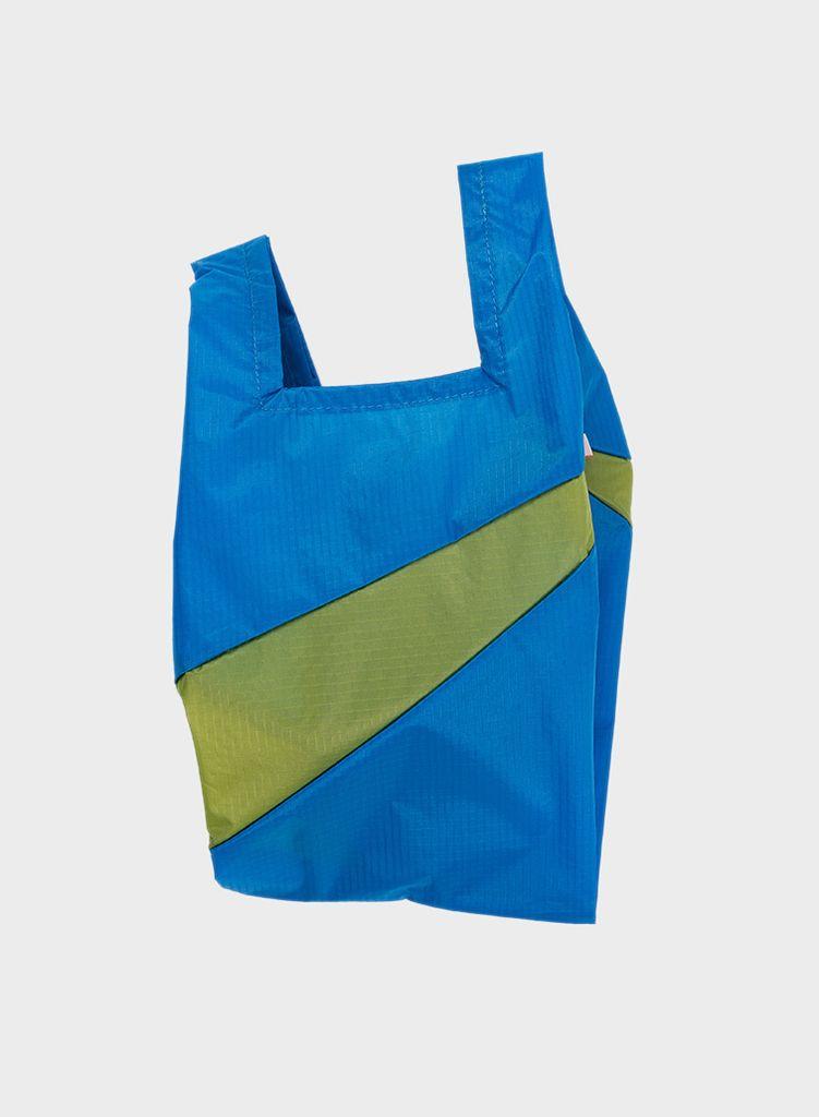 SUSAN BIJL Shoppingbag Pool & Apple