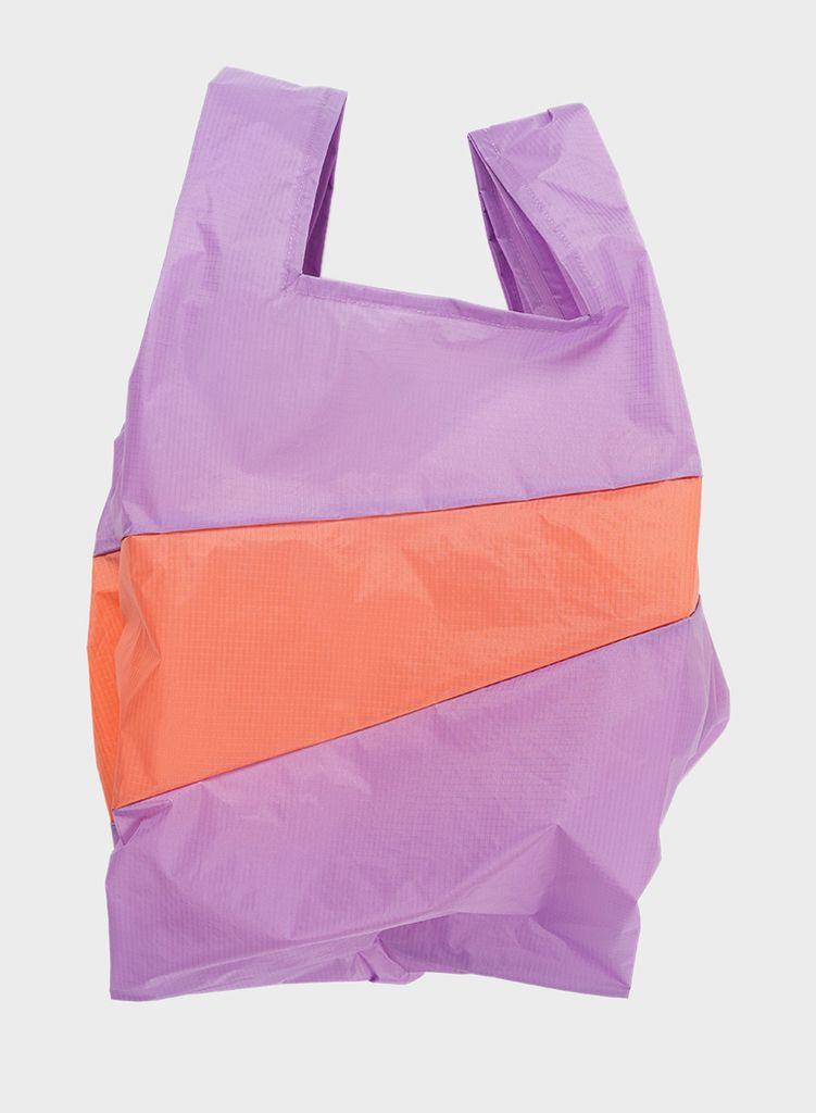 SUSAN BIJL Shopping Bag Dahlia & Lobster