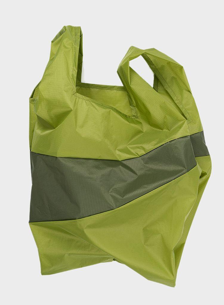 SUSAN BIJL Shopping Bag Apple & Country