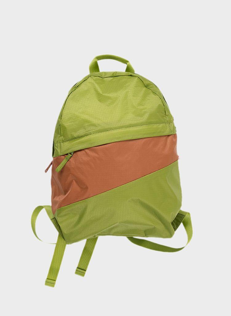 SUSAN BIJL Foldable Backpack Apple & Horse