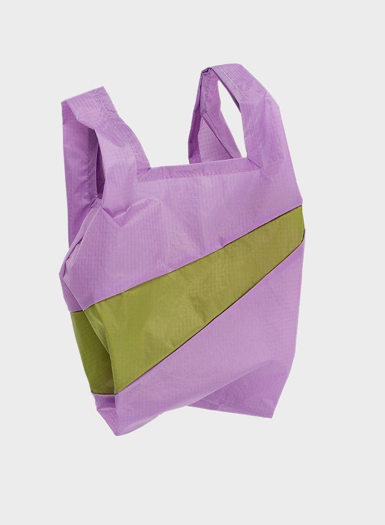 SUSAN BIJL Shopping Bag Dahlia & Apple