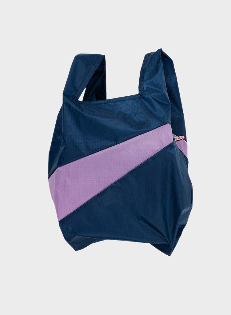 SUSAN BIJL Shopping Bag Midnight & Dahlia