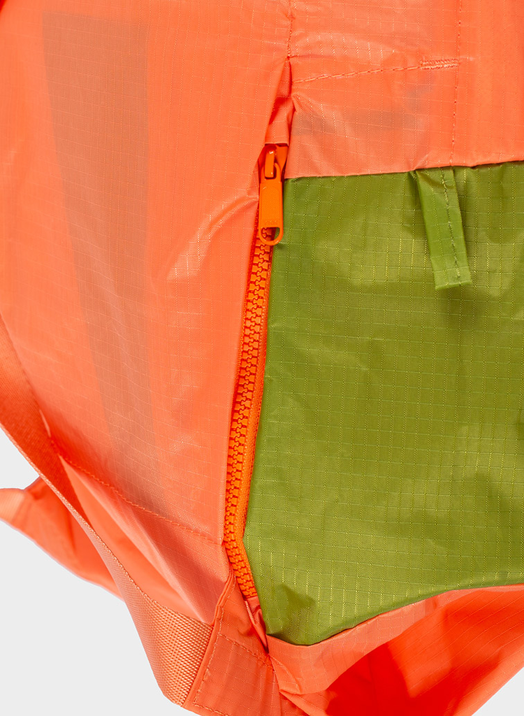 SUSAN BIJL Foldable Backpack Lobster & Apple