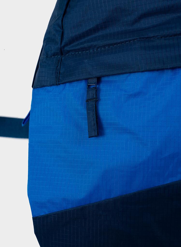 SUSAN BIJL Foldable Backpack Midnight & Pool