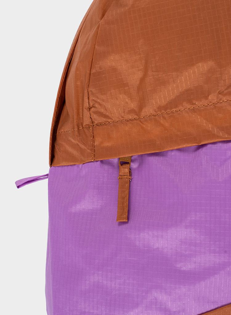 SUSAN BIJL Foldable Backpack Horse & Dahlia