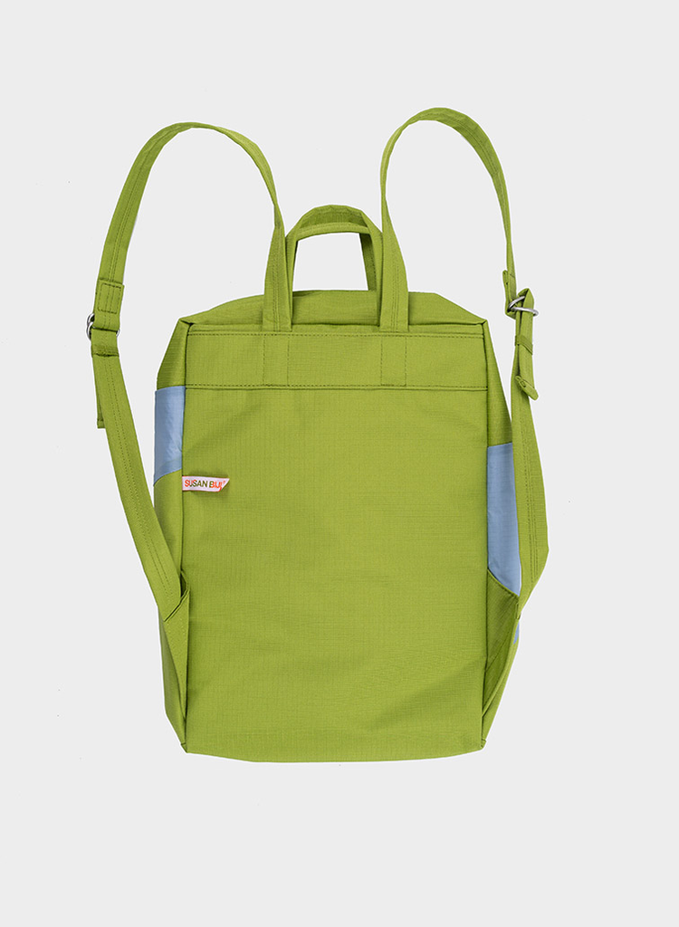 SUSAN BIJL Backpack Apple & Wall