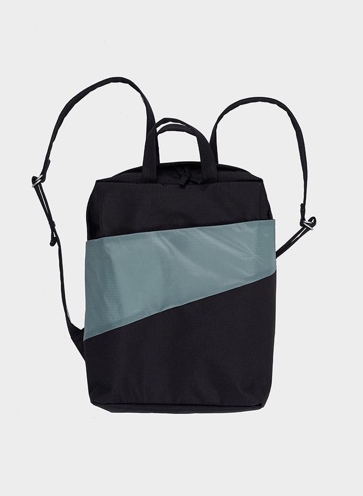 SUSAN BIJL Backpack Black & Grey