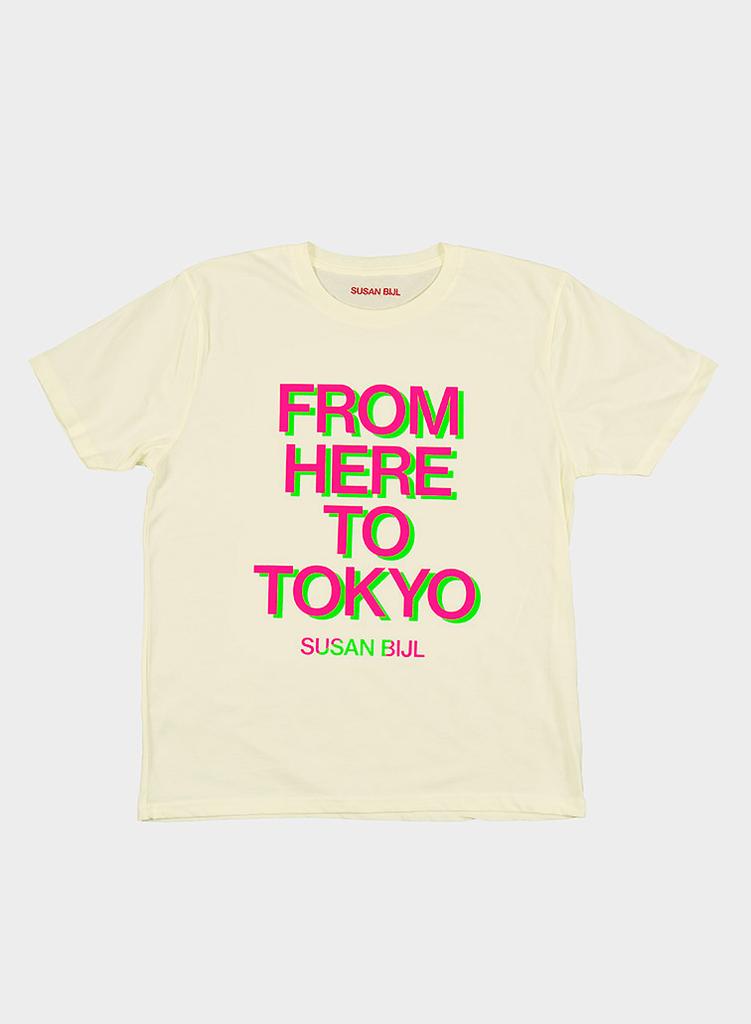 SUSAN BIJL Tokyo Shirt Pink & Green