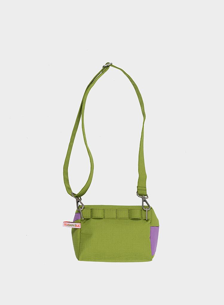SUSAN BIJL Bum Bag Apple & Dahlia