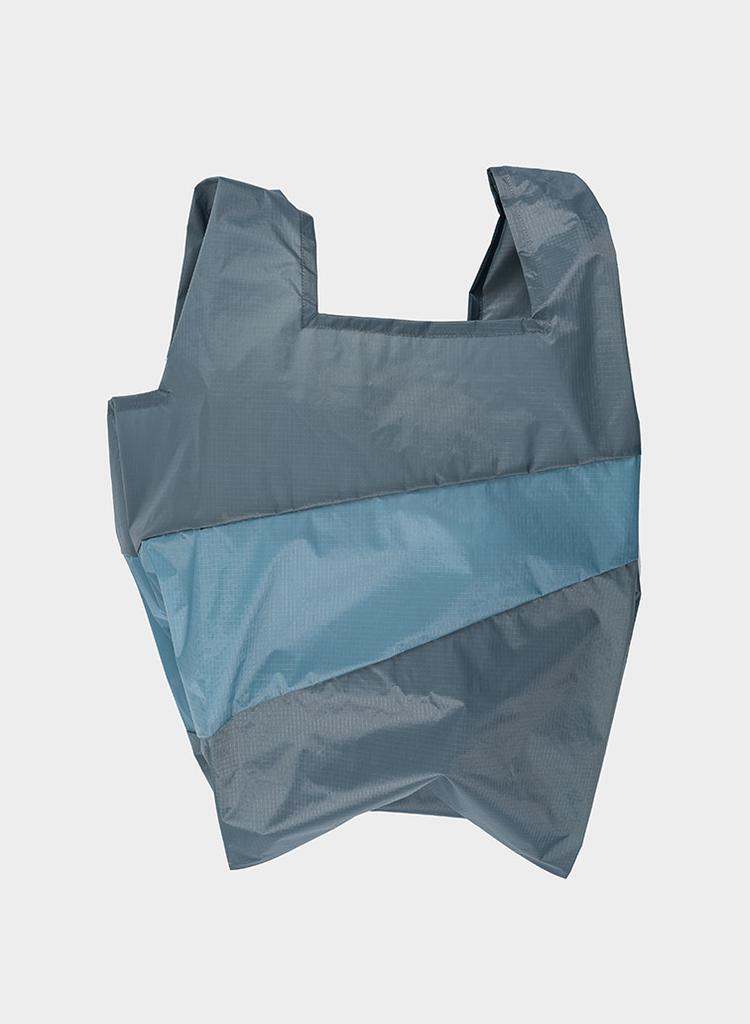 SUSAN BIJL Shopping Bag Smoke & Dew