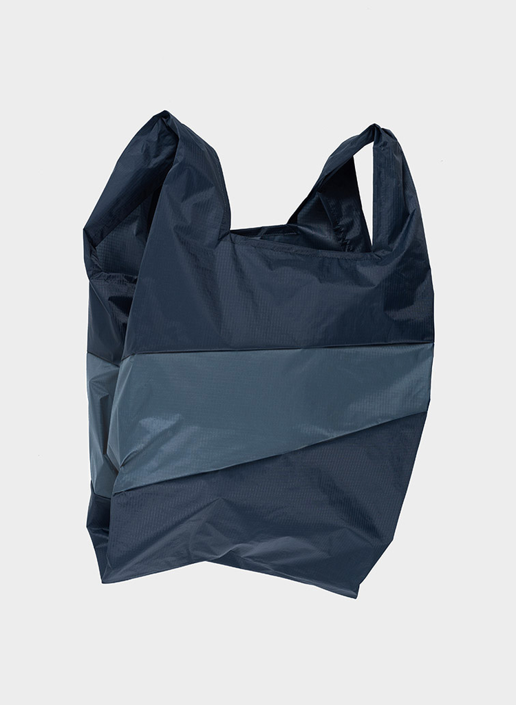 SUSAN BIJL Shopping Bag Tornado & Fog