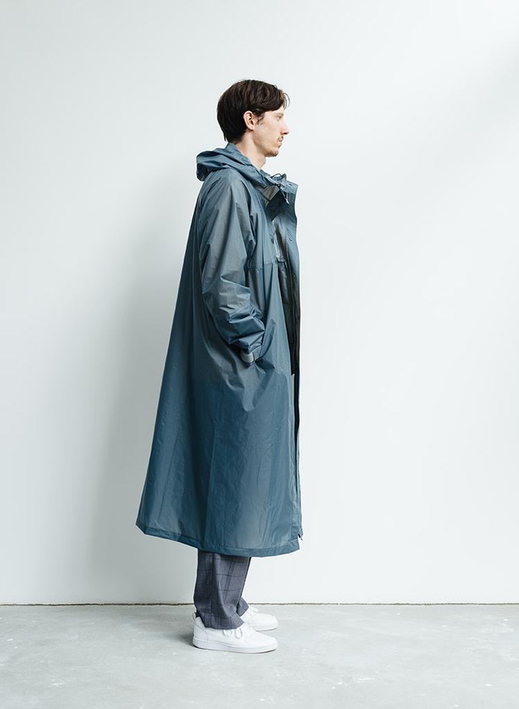 SUSAN BIJL Raincoat Fog