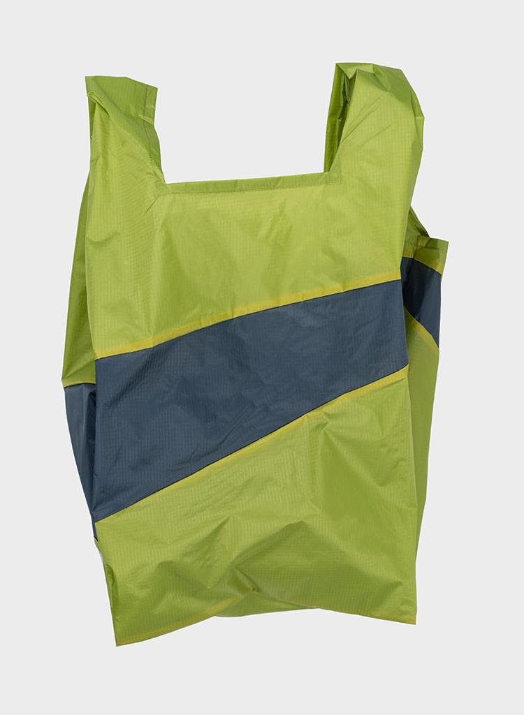 SUSAN BIJL Shopping Bag Apple & Tornado