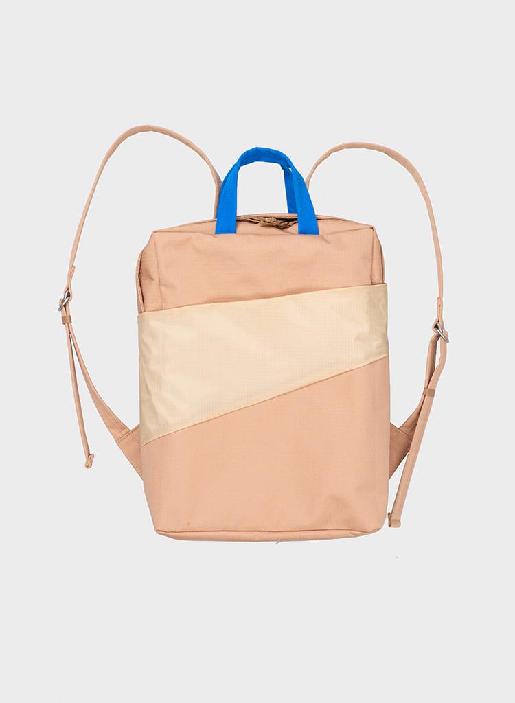 SUSAN BIJL Backpack Camello & Liu
