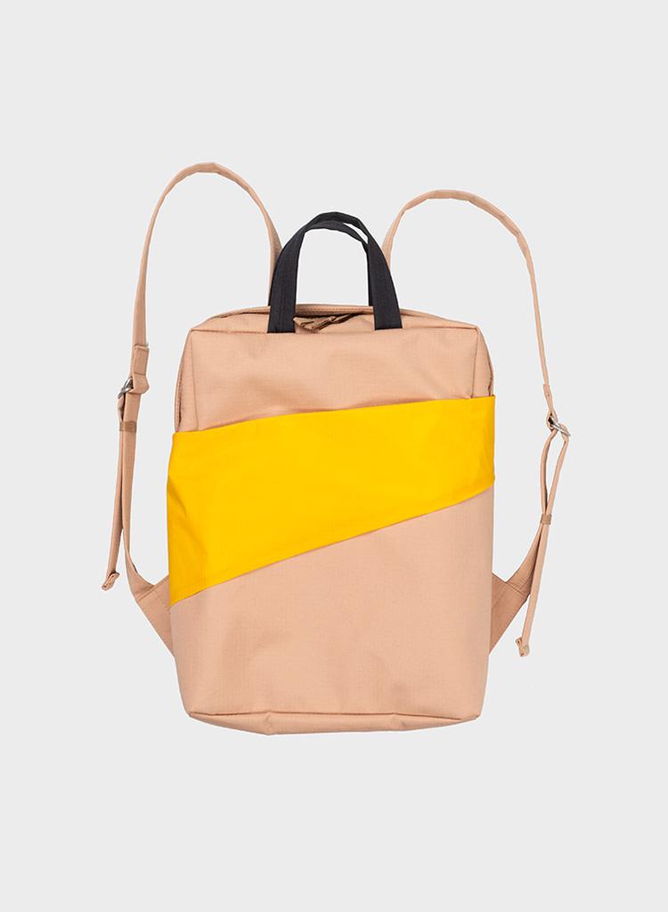 SUSAN BIJL Backpack Camello & Cleese
