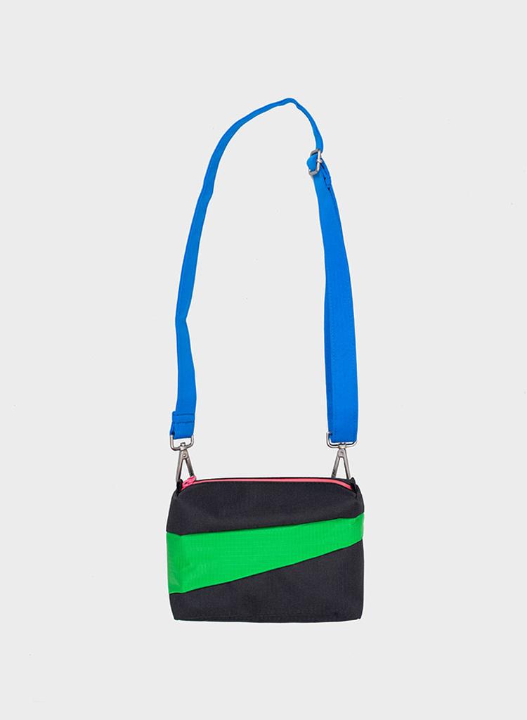 SUSAN BIJL Bum Bag Black & Volvo