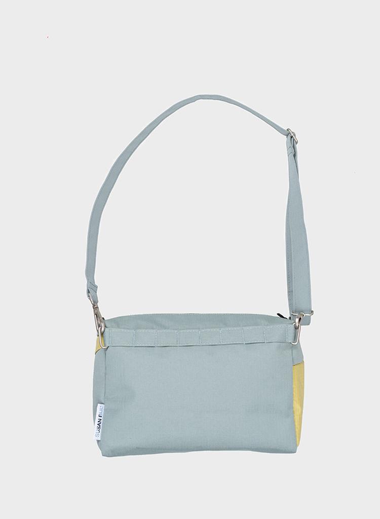 SUSAN BIJL Bum Bag Grey & Vinex