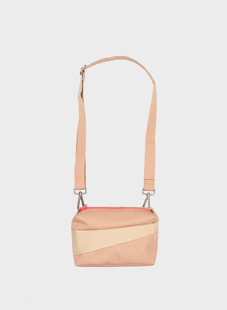 SUSAN BIJL Bum Bag Camello & Liu