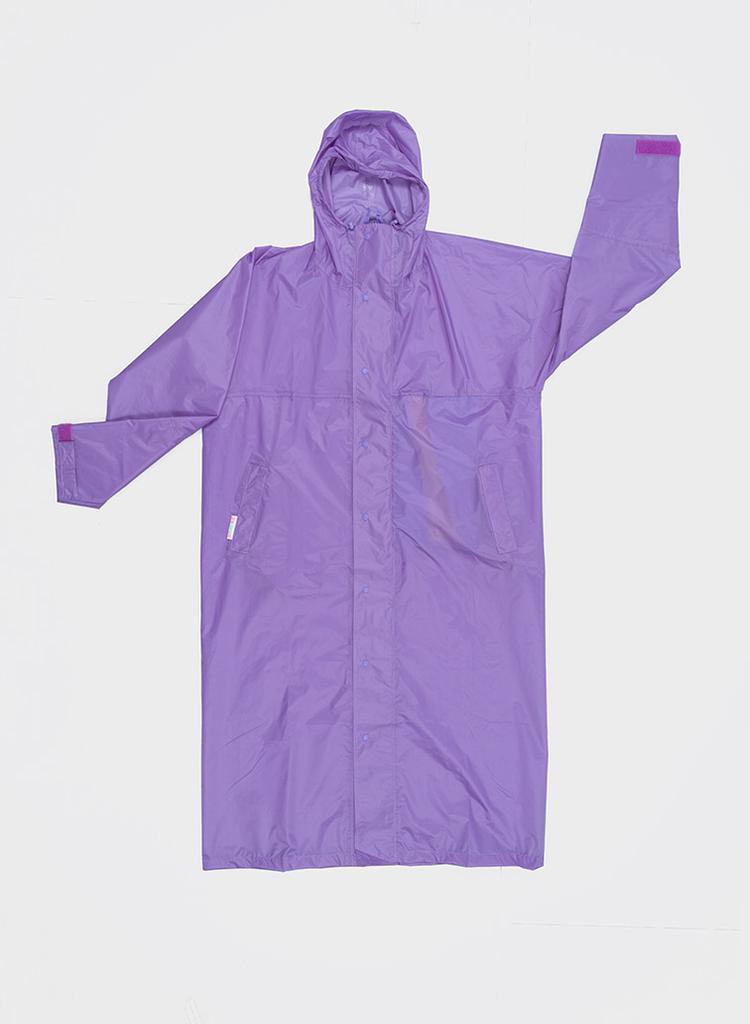 SUSAN BIJL Raincoat Lilac