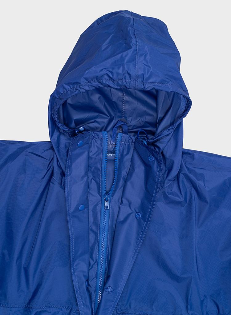 SUSAN BIJL Raincoat Electric Blue