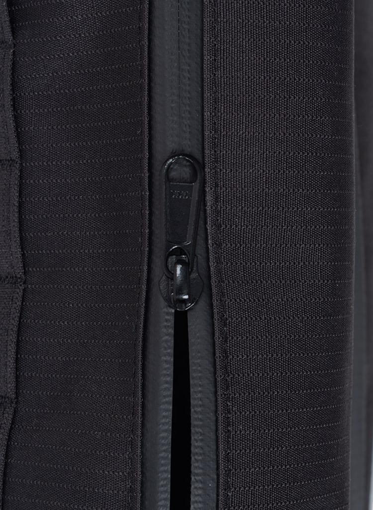 SUSAN BIJL Bum Bag Black & Black, S & M