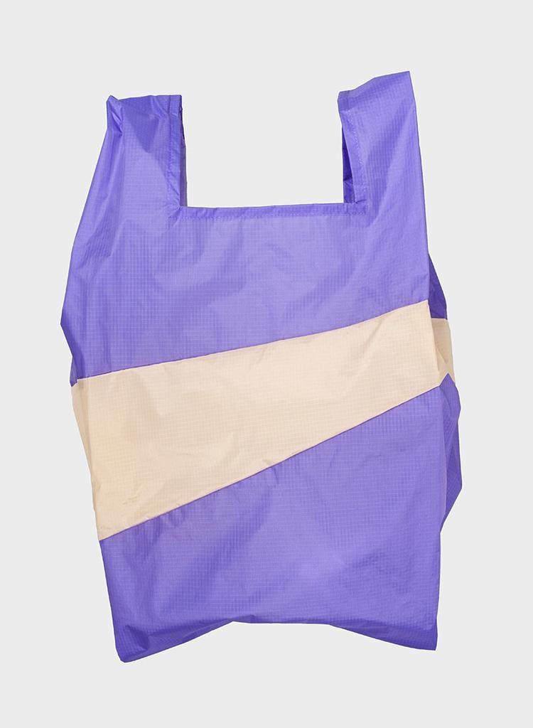 SUSAN BIJL Shopping Bag Lilac & Cees