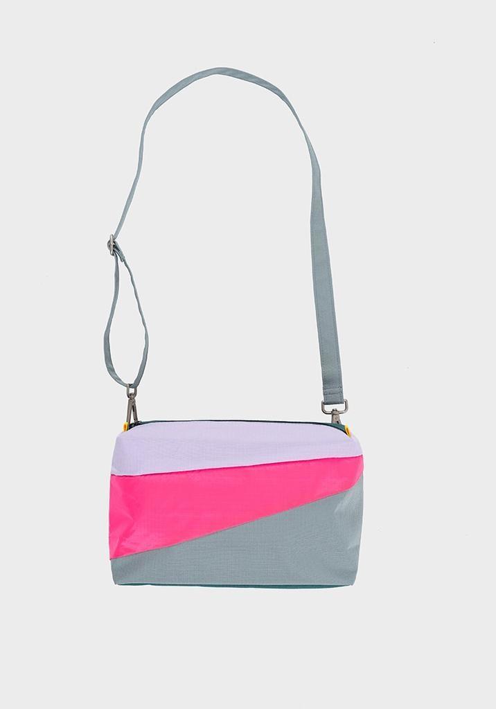 SUSAN BIJL Bum Bag Party Fluo Pink, M