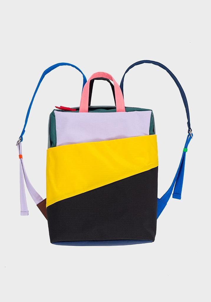 SUSAN BIJL Backpack Party TV Yellow