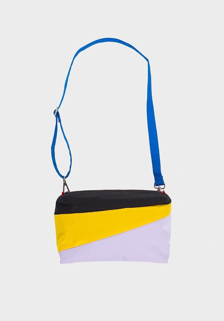 SUSAN BIJL Bum Bag Party TV Yellow, M
