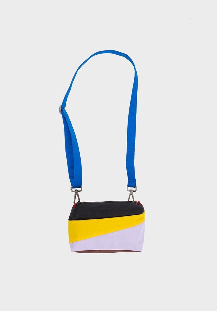 SUSAN BIJL Bum Bag Party TV Yellow, S