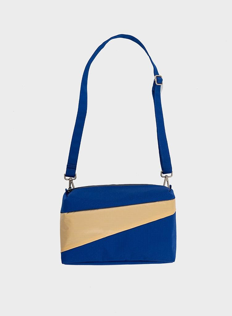 SUSAN BIJL Bum Bag Electric Blue & Cees