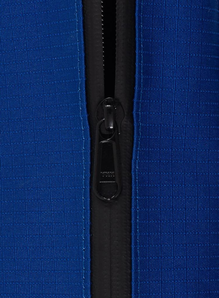 SUSAN BIJL Bum Bag Electric Blue & Redlight