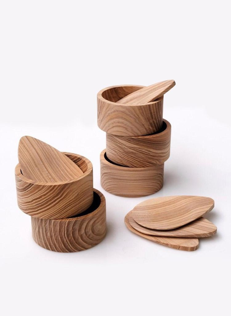 KWY studio Saleiro Salt Container (The Home Project Design Studio)